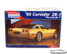 1995 Chevrolet Corvette ZR-1 Revell Monogram 1:24 Model Kit Sealed