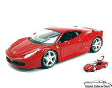Ferrari F430 Bburago Diecast 1:24 Scale Red MIB