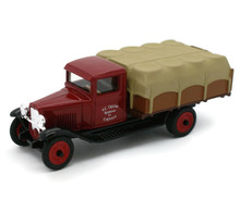 1930 Chevrolet Flat Bed Delivery Truck ERTL CLASSIC VEHILCLES Diecast 1:43 Scale