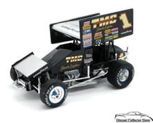 GMP Autographed Sammy Swindell #1 TMC Sprint World Of Outlaws Limited Edition Diecast 1:18