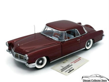 FRANKLIN MINT 1956 Lincoln Continental Mark II Limited Ed 784/1000 Diecast 1:24 Scale
