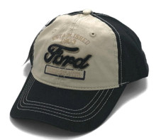 HAT - FORD Logo Applique Adjustable Ball Cap FREE SHIPPING