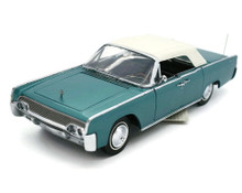 FRANKLIN MINT 1961 Lincoln Continental Diecast 1:24 Scale LE 784/1,000