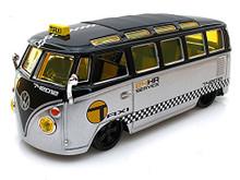 Volkswagon VW Samba TAXI Bus Maisto Pro Rodz Diecast 1:25 Scale