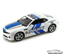2010 Chevrolet Camaro RS - POLICE Maisto Diecast 1:24 Scale MIB