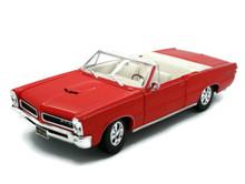 1965 Pontiac GTO Convertible MAISTO SPECIAL EDITION Diecast 1:18 Scale
