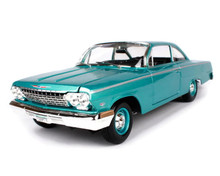 1962 Chevrolet Bel Air MAISTO SPECIAL EDITION Diecast 1:18 Scale Blue
