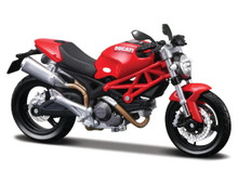 DUCATI Monster 696 MAISTO Diecast 1:12 Scale FREE SHIPPING
