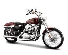 Harley Davidson 2012 XL1200V Seventy Two MAISTO Diecast 1:12 Scale FREE SHIPPING