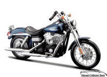 Harley Davidson 2006 FXDBI Dyna Street Bob MAISTO Diecast 1:12 FREE SHIPPING