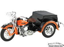 Harley Davidson 1947 Servi-Car Motorcycle MAISTO Diecast 1:18 FREE SHIPPING