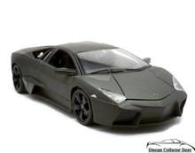 Lamborghini Reventon BBURAGO Diecast 1:18 Scale Charcoal FREE SHIPPING