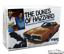 1969 Dodge Charger Dukes of Hazzard General Lee Model Kit  1:25 Scale