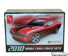 2010 Dodge Challengeer SRT8 AMT Model Kit 1:25 Scale