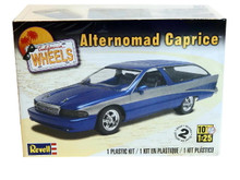 Chevy Alternomad Caprice REVELL Model Kit 1:25 Scale Sill Level 2