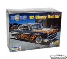 1957 Chevy Bel Air Big Daddy Ed Roth REVELL Model Kit 1:25 Skill Level 3