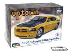 2007 Dodge Charger SRT8 Super Bee REVELL Plastic Model Kit 1:25 Scale