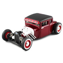 1929 Ford Model A Hot MAISTO OUTLAWS Diecast 1:24 Scale Red