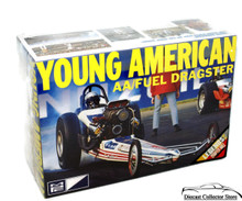 AA/Fuel Dragster Young American Carl Casper MPC Model Kit 1:25 Scale