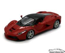 Ferrari LaFerrari BBURAGO Diecast 1:24 Scale