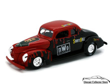 1940 Ford Coupe NWO Nitro Streetrods SCOTT HALL Diecast 1:24 Scale LE 4,998