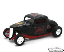 1933 Ford Coupe NWO Nitro Streetrods Kevin Nash Diecast 1:24 Scale LE 4,998