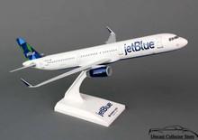 "JetBlue Arilines Airbus A321 ""Mint"" Sky Marks SKR778 Scale 1:150 Model Kit"