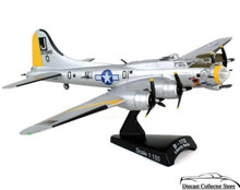 "Flying Fortress USAAF B-17 Diecast 1:155 Scale ""Liberty Belle"" Daron PS5402-2"