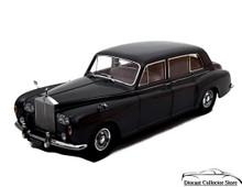 1964  Rolls Royce Phantom V MPW LHD Paragon Diecast 1:18 Scale Black