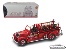 1935 Mack Type 75BX Fire Truck Engine SIGNATURE SERIES Diecast 1:24 20158