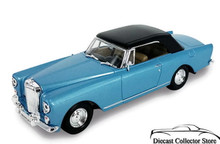 1961 Bentley S2 Continental SIGNATURE SERIES Diecast 1:43 Blue FREE SHIPPING