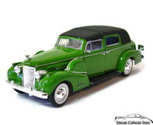 1938 Cadillac Fleetwood SIGNATURE MODELS Diecast 1:32 Scale FREE SHIPPING