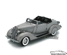 FRANKLIN MINT 1936 Hudson Eight Anniversary Limited Edition Diecast 1:24 Scale