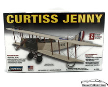 Curtiss Jenny Lindberg Aircraft Model Kit 1:48 Scale FREE SHIPPING