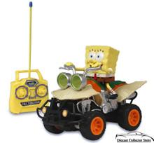 SpongeBob Squarepants ATV R/C Radio Control NKOK 2521 FREE SHIPPING