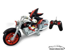 Shadow The Hedgehog Sonic Sega All Stars Racing Remote Controlled RC Car
