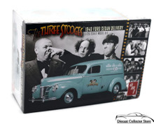Three Stooges 1940 Ford Sedan Delivery AMT 1:25 Scale Model 791/12