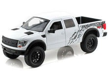 2011 Ford F-150 SVT Raptor JADA BIGTIME KUSTOMS Diecast 1:24 Scale 96867