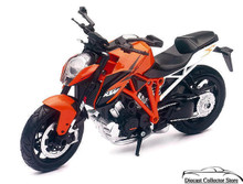 KTM 1290 Super Duke R AUTOMAXX Diecast 1:12 Scale Motorcycle FREE SHIPPING