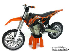 KTM 450 SX-F 2014 Motorcycle AUTOMAXX Diecast 1:12 Scale FREE SHIPPING