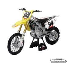 RCH Suzuki RM Z450 2015 Ken Roczen #94 NEWRAY Diecast 1:6 Scale 49523