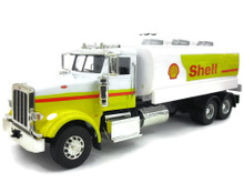 PETERBILT Model 367 Shell Oil Tanker AUTOMAXX Diecast 1:32 Scale FREE SHIPPING