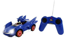 Sonic the Hedgehog Sonic Sega All Stars Racing R/C Radio Control