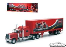 PETERBILT Model 389 Dry Van Container NEWRAY Diecast 1:32 Scale 10223