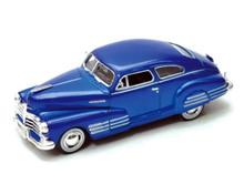 1948 Chevrolet Aerosedan Fleetline AMERICAN CLASSICS Diecast 1:24 Blue