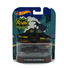 BATMOBILE TV SERIES Hot Wheels Diecast 1:64 Scale DJF57 FREE SHIPPING