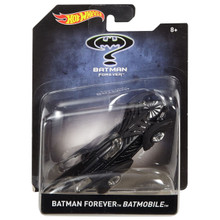 BATMAN FOREVER BATMOBILE Hot Wheels Diecast 1:50 Scale FREE SHIPPING