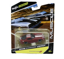 2008 Dodge Viper MAISTO MUSCLE Diecast 1:64 Scale FREE SHIPPING