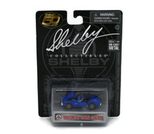1962 Shelby Cobra CSX2000 SHELBY COLLECTIBLES Diecast 1:64 FREE SHIPPING