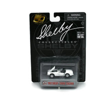 1962 Shelby Cobra CSX2000 SHELBY COLLECTIBLES Diecast 1:64 White FREE SHIPPING
